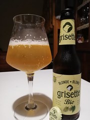 "St Feuillien Grisette Blonde Bio sense gluten • <a style=""font-size:0.8em;"" href=""https://www.flickr.com/photos/pep_tf/28585153498/"" target=""_blank"">View on Flickr</a>"
