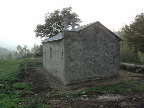 Ultimi Lavori Edili - Cappella di S. Alessio