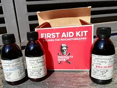 La Calavera First Aid Kit • <a target=