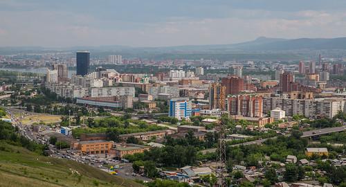 Krasnoyarsk, Russia ©  Ninara