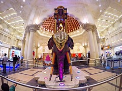 Ibn Batuta Shopping Mall. Dubai UAE (alfonso venzuela) Tags: ibn battuta dubai indiacourt uae travel gopro hero4silver