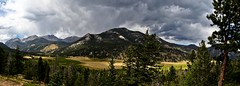Summer Showers at Rocky Mountain National Park (SWR Chantilly) Tags: rain montains august rocky mountain national park