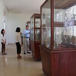 Ambassador Heidt visits the Museum of Battambang on May 4, 2016. thumbnail