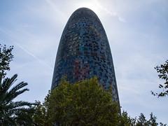 Torre Agbar, Barcelona (mister_wolf) Tags: agbartower barcelona spain torreagbar tower catalunya