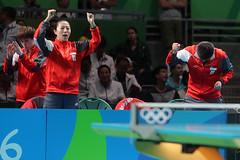 SIN_PRG_7611 (ittfworld) Tags: og olympicgames olympics rio rio2016 tabletennis games riodejaneiro brazil