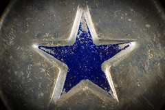 "MACRO MONDAYS ""STARS""  IMG_3206 (photo.bymau) Tags: bymau canon 7d macro close closer star mondays macromondays macromonday monday august toile surraliste abstract abstrait bleu blue art"