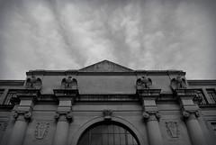 The last of its kind (Duncan Carel) Tags: macon georgia trains mercer university
