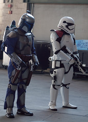 couple (keown29) Tags: star wars safeco field seattle king washington storm troopers stormtroopers