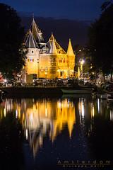 Amsterdam (giusmelix) Tags: amsterdam nightshot nieuwmarkt