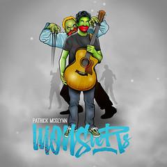 Patrick McGlynn Alternate Album Cover (imjust80) Tags: scranton nepa 570 illustration design imjust