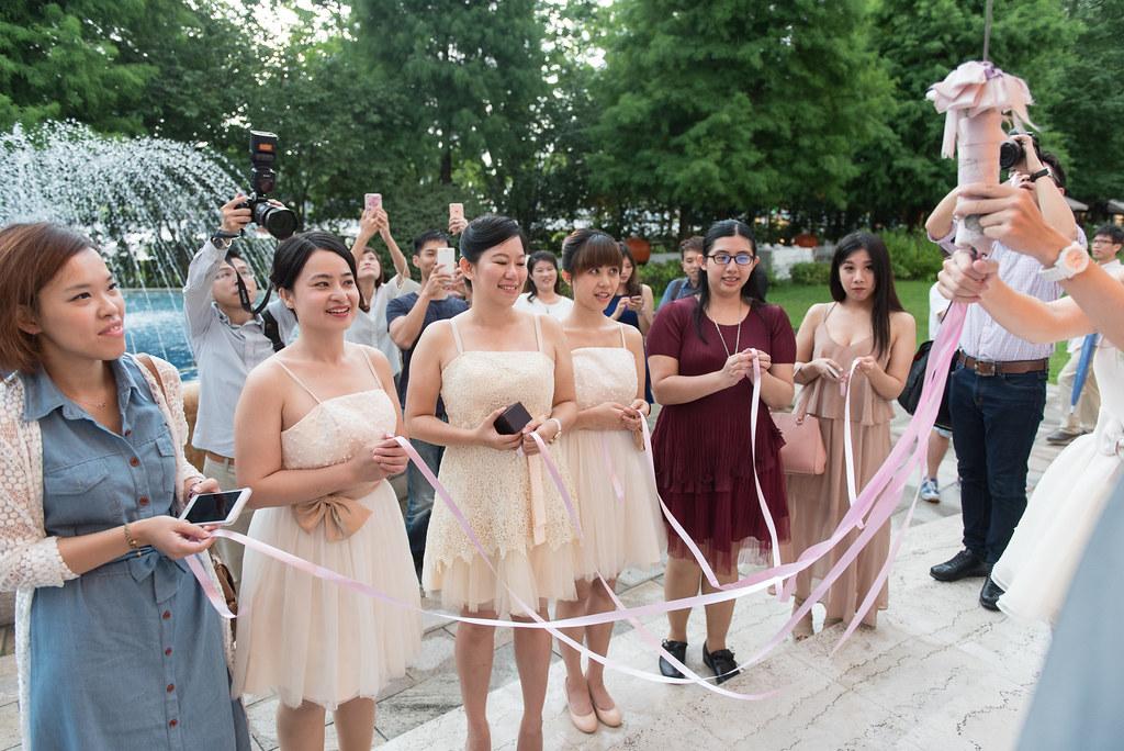 中僑花園飯店婚禮記錄雅琇與紋瑞-75