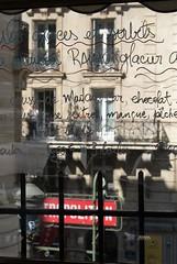 Chez Ginette menu | Mtro Lamarck Caulaincourt (Elisabeth de Ru) Tags: paris 75018 france chezginette restaurant photoshoot geotagged mtrolamarckcaulaincourt menuonwindow handwriting tripadvisorreview parisaugust10182016 europe parijs