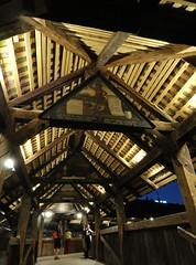 Paintings on wood at ceiling of Chapel Bridge (mjtmsch74) Tags: chapelbridge luzern lucerne kapellbrcke