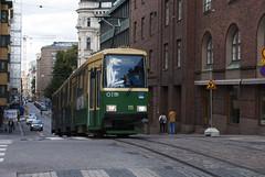 Helsinki, Finland (Tiphaine Rolland) Tags: helsinki finlande finland nikon nikond3000 d3000 1855mm 1855 2016 city ville buildings btiments tramway tram