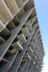 Estádio Municipal de Braga (jon_buono) Tags: portuguesearchitecture modernarchitecture portuguesemodernarchitecture eduardosoutodemoura braga stadium footballstadium architecturalconcrete