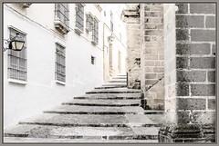 jlvill 414 Callejn escalera .Clave alta (Coleccin) (jlvill) Tags: calles callejones callejas pasajes escalones escaleras ventanas 1001nights 1001nightsmagiccity