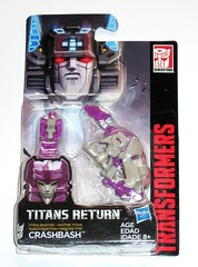 crashbash transformers generations titans return titan master hasbro 2016 mosc a (tjparkside) Tags: crashbash transformers generations titans return titan master hasbro 2016 mosc decepticon decepticons transformer headmaster headmasters gun weapon cannon weapons g1 g one 1 generation monster vehicle mode modes