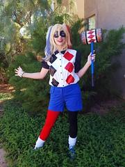 DC Super Hero Girls Harley Quinn (HarleyCyn) Tags: harleyquinn harleycyn superhero dccomics dc super hero girls mallet hammer suicidesquadhammer