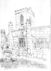 Church of the Holy Trinity, Goodramgate, York