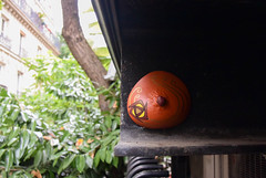 Intra Larue 825 (intra.larue) Tags: intra urbain urban art moulage sein pecho moulding breast seno brust formen tton street arte urbano pit paris france boob urbana peto tetta