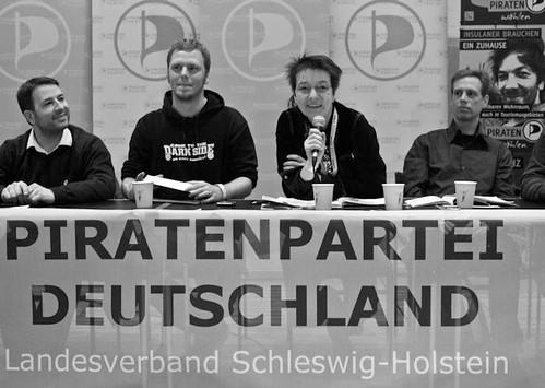 Piratenpartei - BPT 1/2012