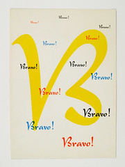 Specimen for Bravo typeface from the Haas type foundry (Herb Lubalin Study Center) Tags: bravo haas specimen typeface typespecimen type:foundry=haas type:foundry=haasscheschriftgieserei type:face=bravo emilneukomm type:designer=emilaneukomm