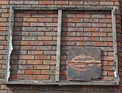 Asbestos (cocabeenslinky) Tags: street urban streetart london art canon tile photography graffiti artist grafitti power shot photos graf powershot east tiles graff hs 2012 eastend artiste asbestos sx220 cocabeenslinky ©cocabeenslinky
