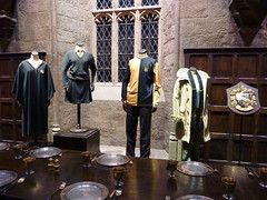 P1180301 (danger_skies) Tags: uk london studio harry studios hogwarts making greathall the hufflepuff tour cedricdiggory leavesden brothers harry studio potter warner bros wb