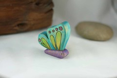 Wooden Toy Butterfly (kris10dale) Tags: