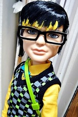 Gotta new doll (Jordan188) Tags: monster high doll mr felix jackson drama jekyll