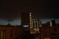 Florijn - Amsterdam Zuidoost (Netherlands) (Meteorry) Tags: sky holland netherlands amsterdam buildings evening zuidoost bijlmerdreef europe may nederland flats ciel condos soir paysbas appartment 2012 noordholland bijlmer florijn stadsarchief rainshower bijlmermeer pleuvoir meteorry