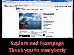 Thank you to everybody who made this possible.... :-) (Andy von der Wurm) Tags: you explore thank frontpage
