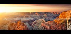 !!! 10000 px large !!! (Beboy_photographies) Tags: sunset arizona panorama usa de soleil coucher grand canyon ciel hdr panoramique tatsunis