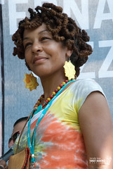 International Stage Presenter 2 (Danielle Boise) Tags: concertphotography piedmontpark atlantageorgia jazzmusic internationalstage freejazzmusic 35thannualatlantajazzfestival targetaudiencemagazine andrerievers