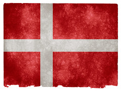 Denmark Grunge Flag (Free Grunge Textures - www.freestock.ca) Tags: stock picture image resource flag paper sheet page aged old antique retro vintage grunge grungy texture textured background country nation national red white grey gray cross danish denmark scandinavia scandinavian europe european