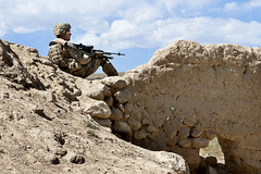 Battle Rifle (The U.S. Army) Tags: afghanistan c airassault ghazni 2504pir