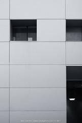 Fracciones (Ivn R. Cabrera) Tags: mexico monocromo minimalismo monterrey minimalist mex lineas