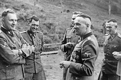 German officers (it looks like SS officers) (carpingdiem) Tags: berlin