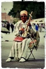 LOMO Marrakesh Sq (Peter Schneiter) Tags: africa people lomo north morocco marrakesh effect morrocan jemaa elfna djemaa