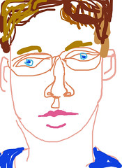 Quick Drawings Can Take Awhile... 2008.11.14 (Julia L. Kay) Tags: sanfrancisco portrait woman selfportrait art face mobile female digital self sketch san francisco artist arte julia drawing kunst autoretrato kay daily dessin peinture portraiture 365 everyday sketches dibujo dpp touchscreen artista mda fingerpaint artiste iphone knstler iart digitaldrawing isketch mobileart idraw ipodtouch fingerpainter iphoneart sketchesapp juliakay julialkay iamda mobiledigitalart dailyportraitproject sketchesapponly