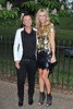 Julien Macdonald and Melissa Obadash The Serpentine Gallery Summer Party held in Hyde Park - Arrivals. London, England