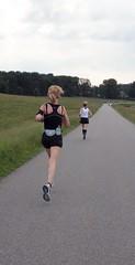 Running (os♥to) Tags: pentax optiowg2gps scandinavia zealand june2012 danmark sjælland woman tina exercise workout デンマーク denmark os♥to osto europa europe inthepeoplealbum