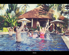Tha Thch (Vita's) Tags: family vacation me pool swimming tour brother mother resort vietnam waterpolo phuquoc kiengiang