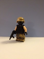 Black Operations Division Agent (Brick@natomy) Tags: soldier team war lego military assault custom minifigure brickarms tinytactical eclipsegrafx gibrick