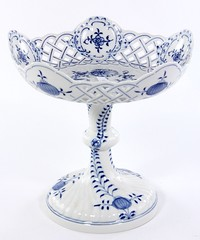2005. Meissen Reticulated Compote