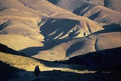亚特拉斯山东部山区,穆卢耶河的源头。
