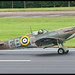 Spitfire II 'P7350' BBMF