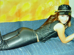 (WONDERFUL LEATHER) Tags: sexy wallpapers cuir leathervideos