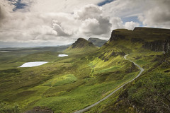 The Colours of Skye [Explored] (JamboEastbourne) Tags: mountains skye scotland ridge explore isle cleat dun trotternish dubh explored