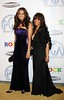 Tracey Edmonds and mother